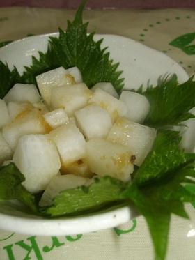 スピーディ☆野菜をさいころ型に切る方法