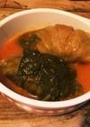 スープも美味しいロールレタス
