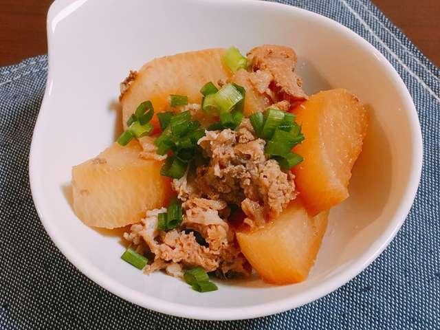炊飯器 豚肉