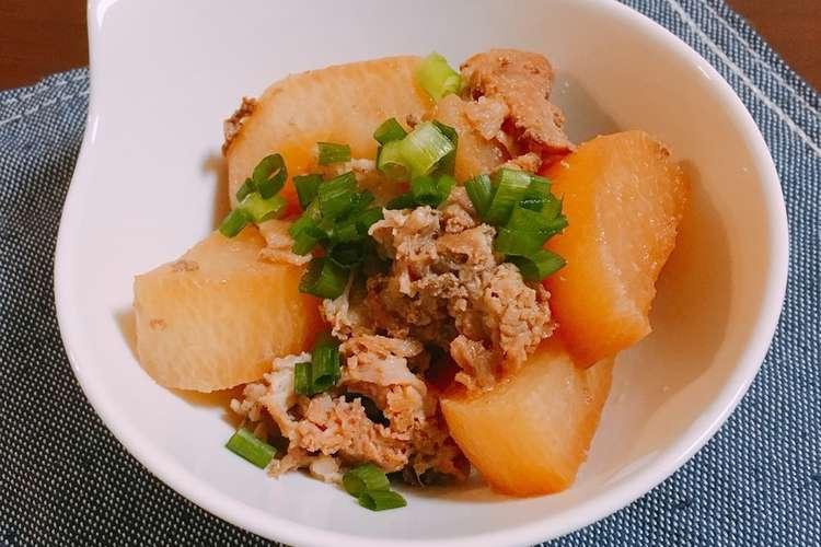 人気 大根 レシピ 豚 バラ