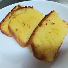 ワンボウルで簡単!HMでレモンケーキ