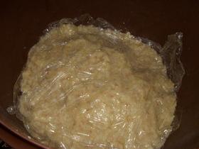 大豆と生麹で寒の味噌作り