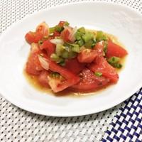 簡単☆冷製トマト