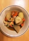 中華風海鮮スープ