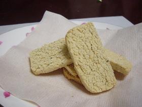 おからクッキー ~シナモン風味~