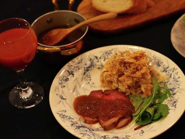 ステーキ ソース レシピ 玉ねぎ