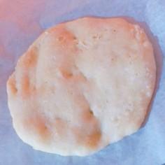 薄力粉で簡単ピザ生地