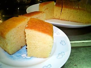 お姉ちゃんのレモンケーキ