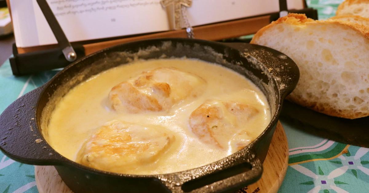 ジョージア 料理 シュクメルリ