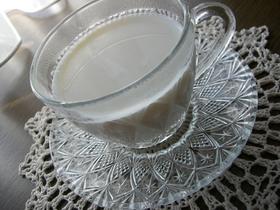 バニラが香る♡ナッツミルク♡