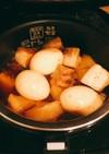 炊飯器で簡単豚の角煮♪♪