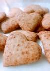米粉の型抜きクッキー