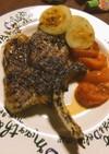 厚みのある豚肉のオイル漬け焼き方
