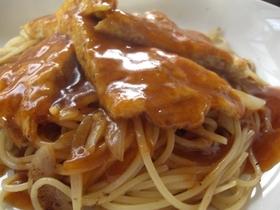 名古屋めし・あんかけスパゲティ