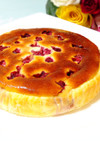 ♡ストロベリーベイクドチーズケーキ♡