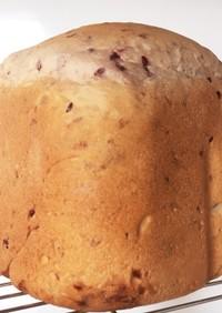 余った皮と種を活用☆ジュンベリー食パン