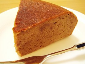 春☆炊飯器で簡単!いちごチョコケーキ。