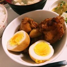 鶏手羽元のお酢煮