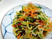 モヤシと胡瓜のサッパリ副菜☆の写真
