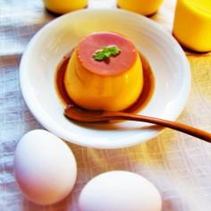 ♡卵たっぷり美味しいプリン♡