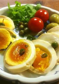 味付け卵 青唐辛子+魚醤 グランシェフ