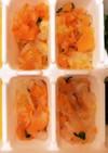 離乳食初期☆野菜のストック(昆布だし)