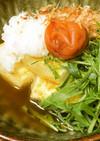 簡単!節約◎梅のさっぱり揚げ出し豆腐