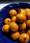 卵の玉子「キンカンの甘辛煮」