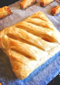 食パンで簡単フルーツパイタルト(!?)