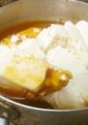 最速のご飯の代わりの麻婆豆腐
