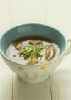 ふわっと豆腐チキンボールスープ