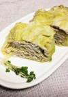 冷製☆白菜の豚肉のミルフィーユ