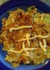 低カロリー化豆腐お好み焼き