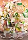 夏野菜サラダ「やたら」