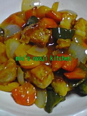 簡単レシピ32 酢豚