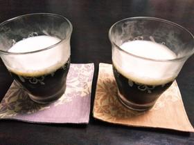 超簡単絶品コーヒーゼリー