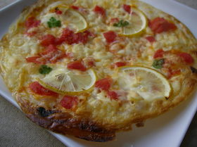 いっしょにつくると仲良くなれる薄焼きピザ