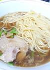 パスタde醤油ラーメン(中太麺)
