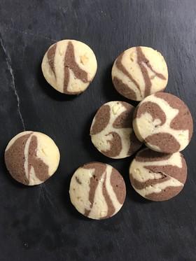 フープロで簡単アイスボックスクッキー