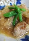 鶏肉のみぞれ煮(減塩レシピ)