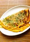 ☺朝食に☆台湾グルメ・葱油餅風ねぎ焼き☺