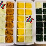 離乳食 中期 白菜の豆乳ポタージュ
