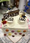 LEGOケーキ☆