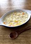 離乳食☆ホワイトソースのマカロニパスタ