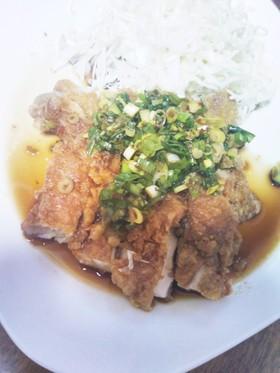 ★お家で作れる本格中華⑯★油淋鶏