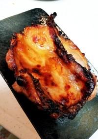 ◇鶏肉でジューシーしょうが焼き◇