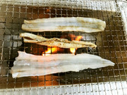 アナゴの白焼きの写真