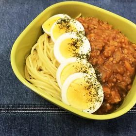 ☆お弁当で固まらないソースかける用パスタ