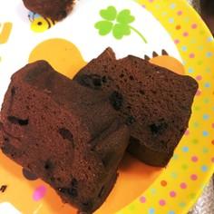 おから蒸しパン革命!!もはやチョコケーキ