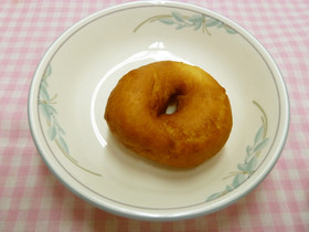 【学校給食】ポテトドーナツ